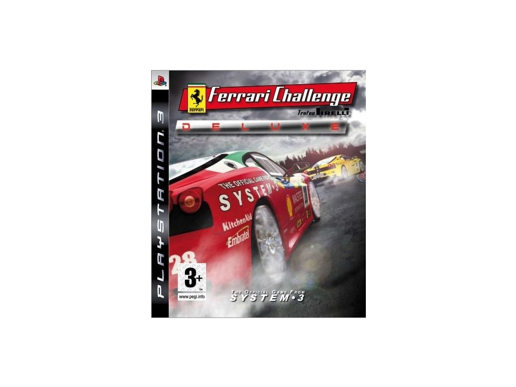 p3s ferrari challenge trofeo pirelli deluxe 46c37934955ec3ed