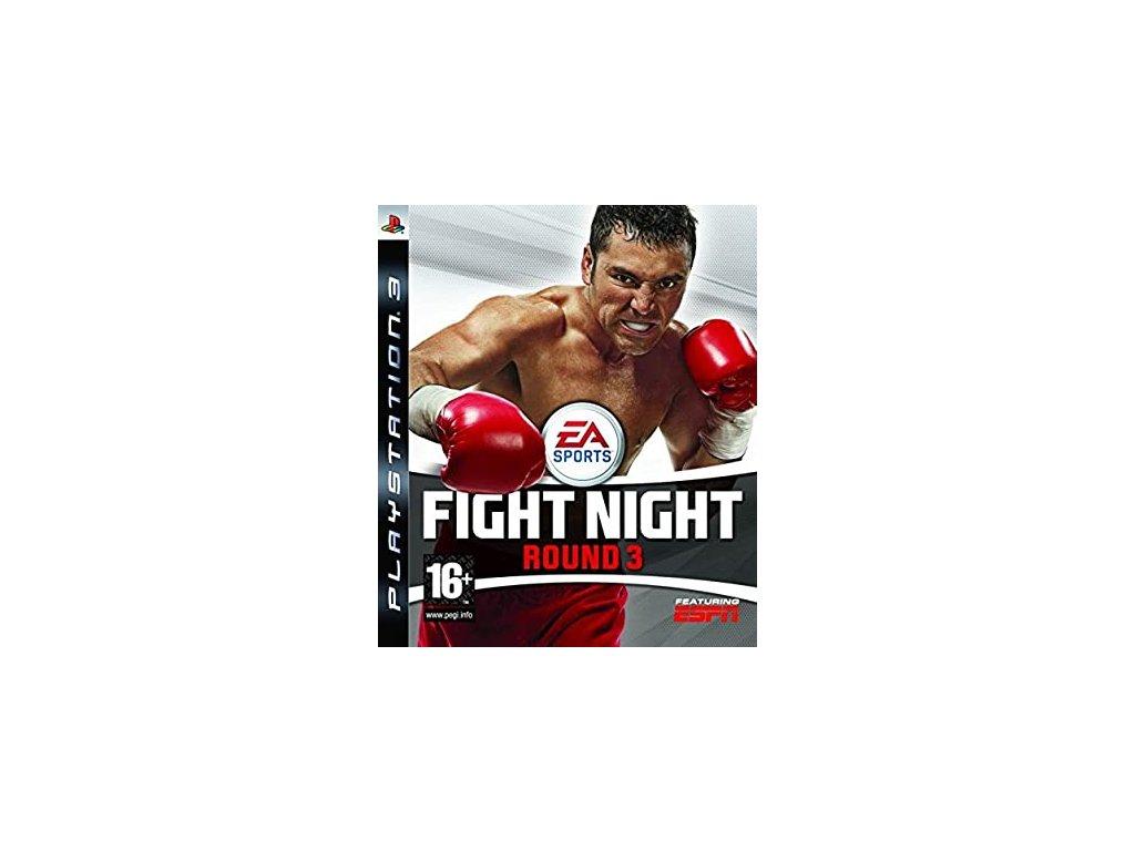 P3S FIGHT NIGHT ROUND 3