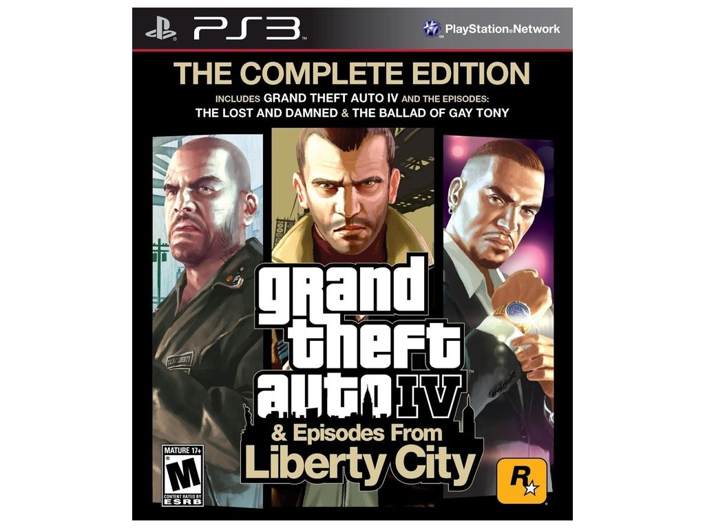 p3s grand theft auto complete iv episodes from liberty city dd0f86f16ae30dd5