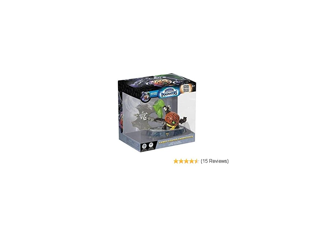 AC SKYLANDERS 6 IMAGINATORS CHOPSCOTCH CANDY COATED HALLOWEEN EXCL