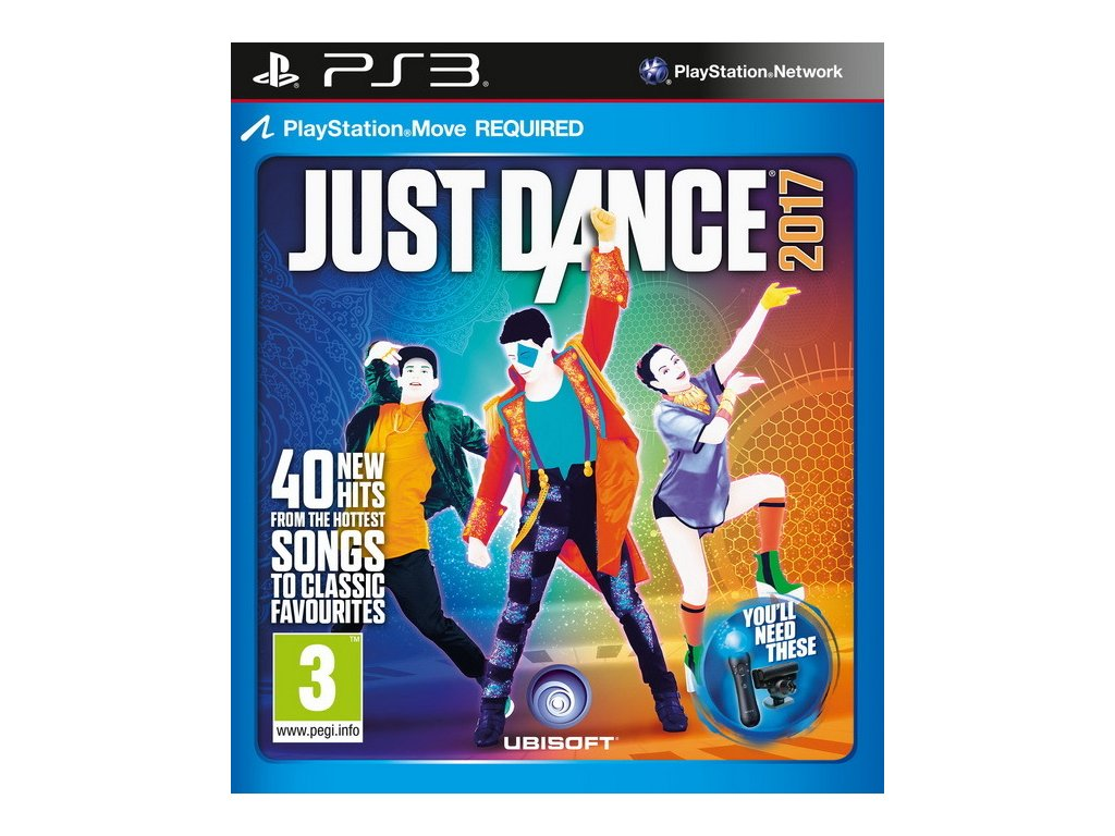 P3S JUST DANCE 2017 (MOVE)