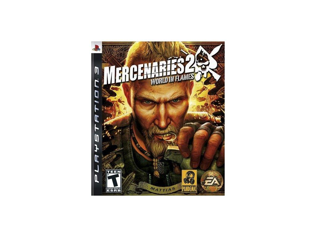 p3s mercenaries 2 world in flames 3de713d2e7114986