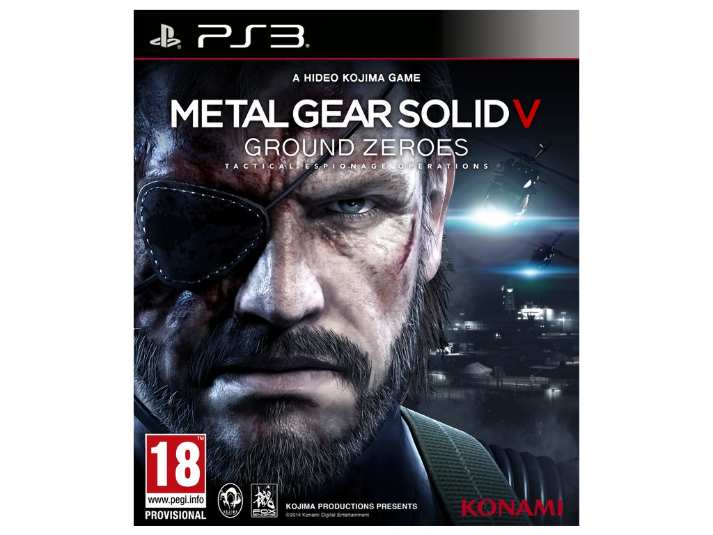 p3s metal gear solid v ground zeroes 46667dc5c5f96660