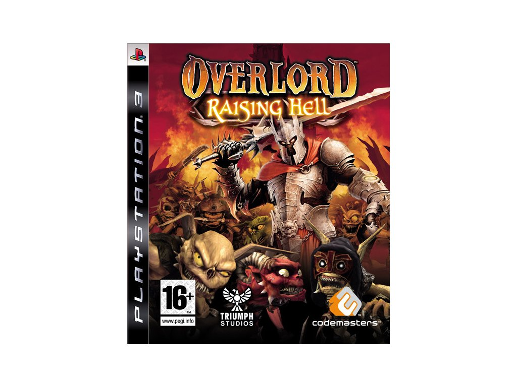 p3s overlord raising hell 78766f590e9669ae