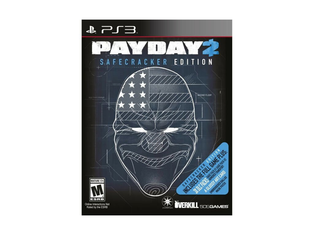 p3s payday 2 safecracked edition 5512b9283be1e883