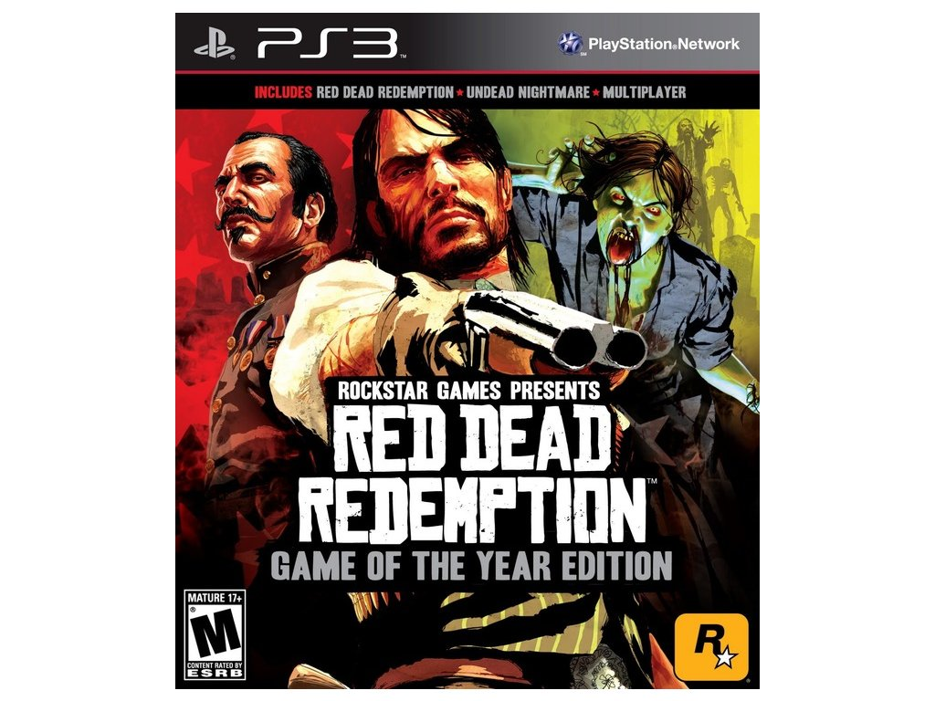 p3s red dead redemption goty b2ebedabe693e18b