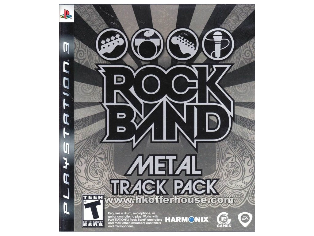 p3s rock band metal track pack bfba756516c85722