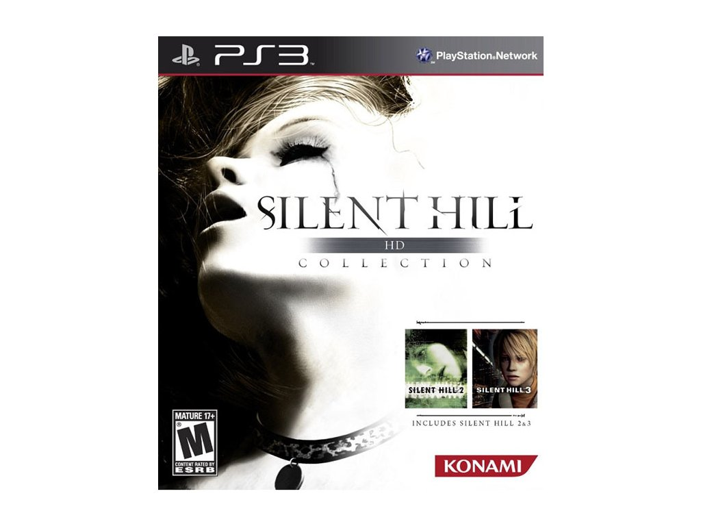 p3s silent hill hd collection classics hd sh2 sh3 0f909228b83c8147