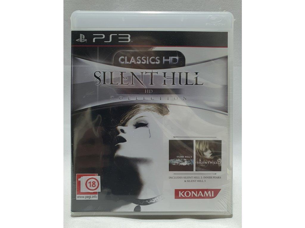 p3s silent hill hd collection classics hd sh2 sh3 0f909228b83c8147