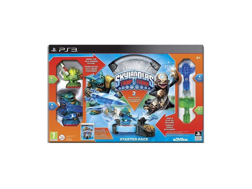 p3s skylanders 4 trap team starter pack 223cd4fc1f90777d