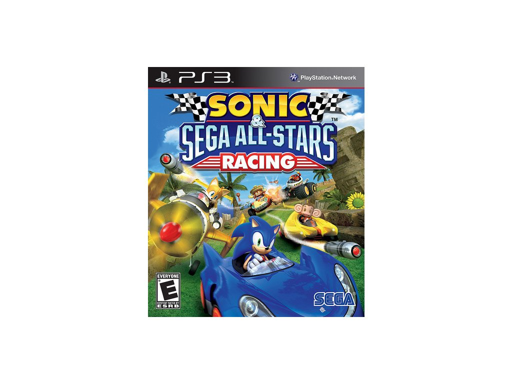 p3s sonic sega all stars racing transformed c19e35b3f9f13d2f