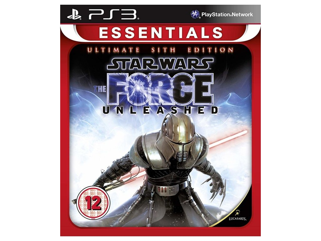 p3s star wars the force unleashed ultimate sith edition 068753a2c5c0fb32