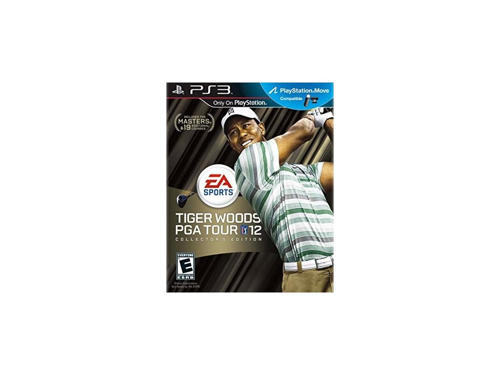 p3s tiger woods pga tour 12 masters collectors edition 8f6582589c7a0779