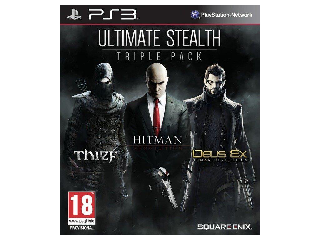 p3s ultimate stealth triple pack thief hitman absolution deus ex revolution da0981ab20913e56
