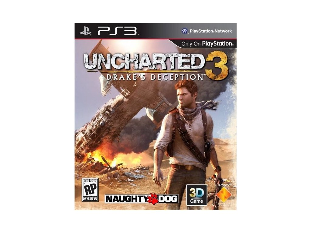 p3s uncharted 3 drakes deception 0b6921bc8b3518f0