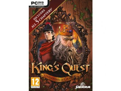 PC KING QUEST THE COMPLETE COLLECTION