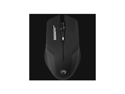 PCH MOUSE M205 GAMING BLACK (MARVO GAMER)