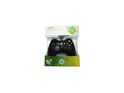 PCH X360 CONTROLLER FOR WINDOWS WIRED BLACK (GAMER)