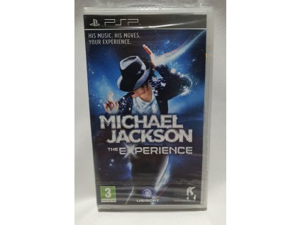 PSS MICHAEL JACKSON THE EXPERIENCE