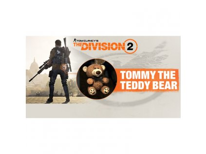 RM DIVISION 2 TOMMY THE TEDDY BEAR 836144