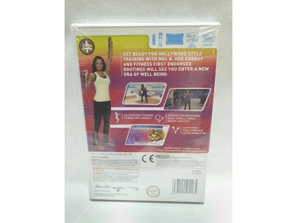 WIIS GET FIT WITH MEL B