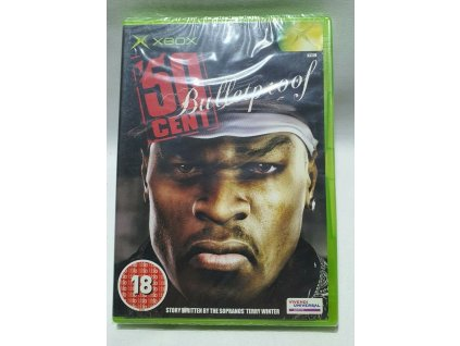 XBS 50 CENT BULLETPROOF