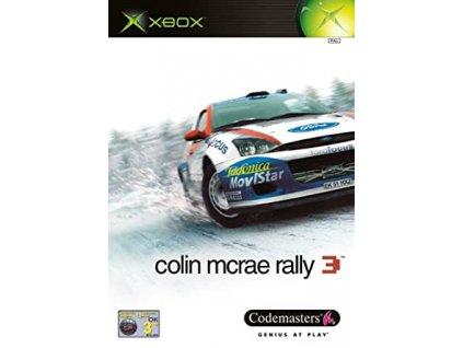 XBS COLIN MCRAE RALLY 3