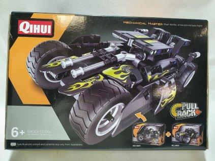 HTB CAR (PULL BACK) (BRICKS QIHUI 5802)