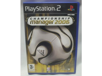 P2S CHAMPIONSHIP MANAGER 2006