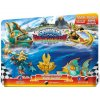 AC SKYLANDERS 5 SUPERCHARGERS SEA RACING ACTION PACK (GILL GRUNT+RIPPER+SEA TROPHY)