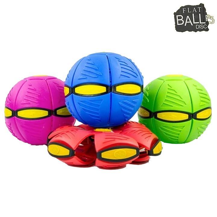 Hodíš disk, chytíš míč. Takovou srandu zažiješ jen s Flat Ballem