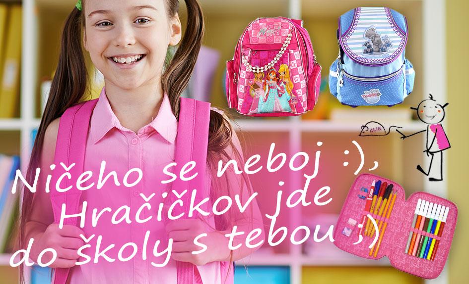 Hračičkov jde s tebou do školy