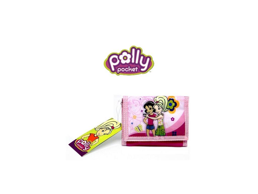 Polly Pocket peněženka