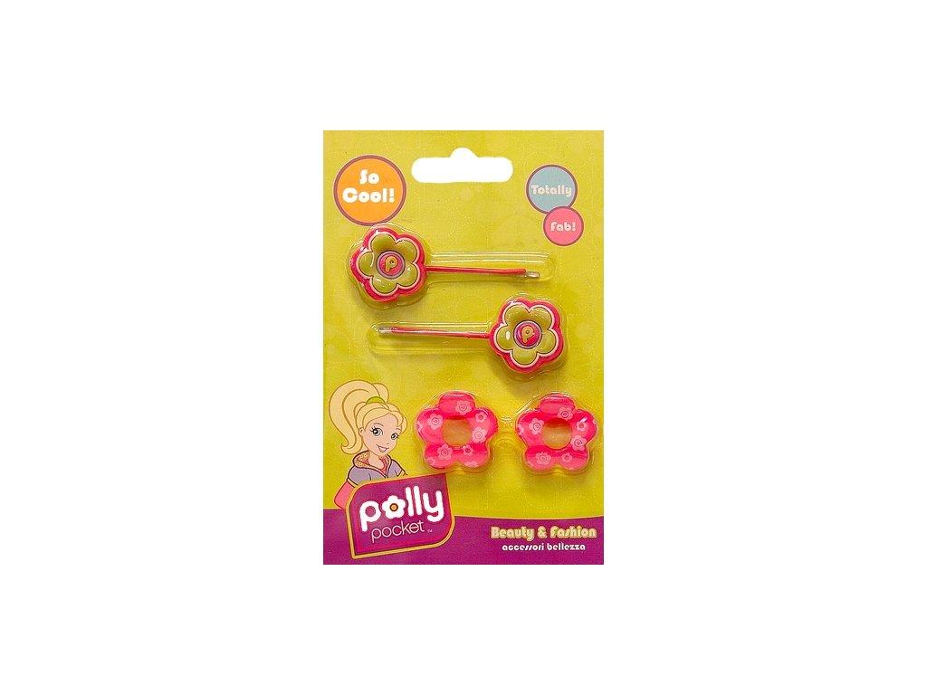 Polly Pocket sponky a skřipce (6803)