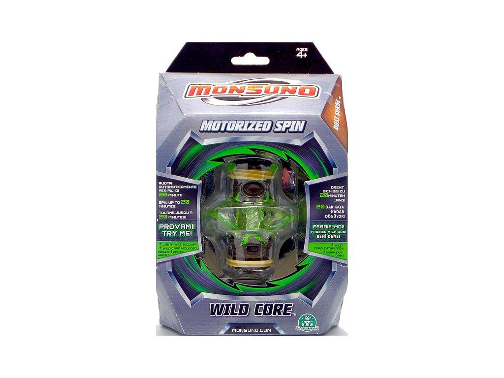 Monsuno - Motorized Spin Wild Core (2473B) Speciální energetický zdroj