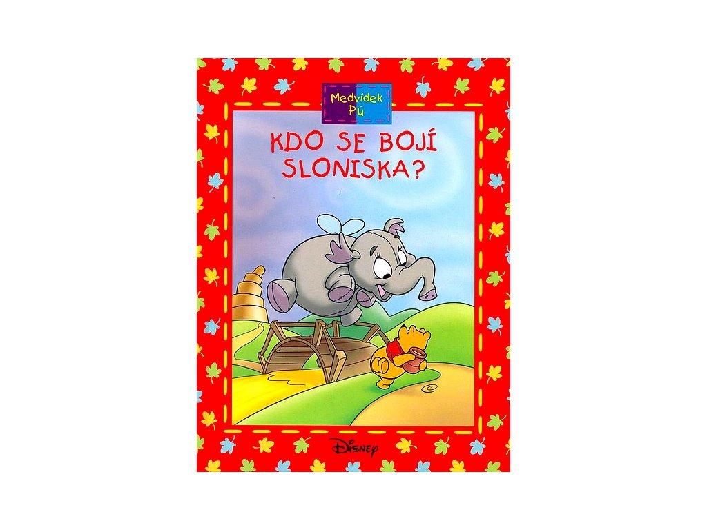 Medvídek Pú - Kdo se bojí sloniska