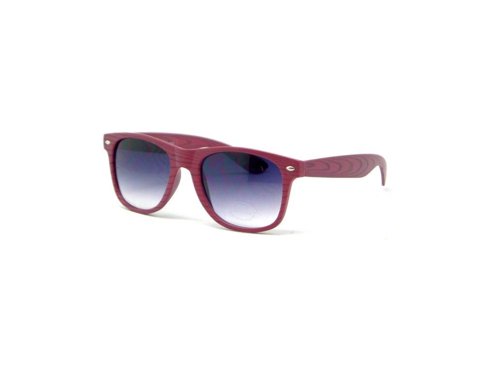 CDMC sluneční brýle RETRO hnědé