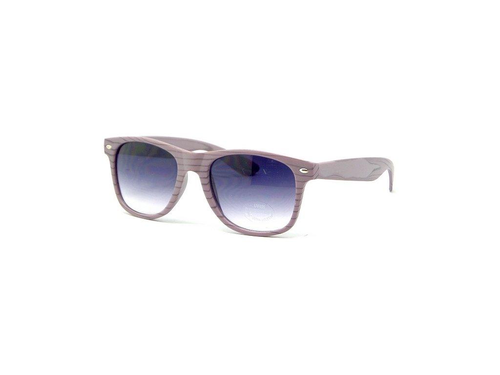 CDMC sluneční brýle RETRO béžové