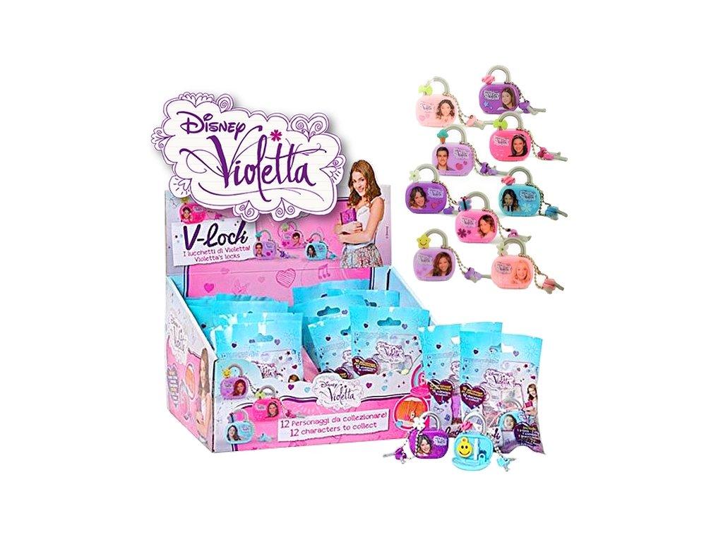 Violetta zámeček V-lock