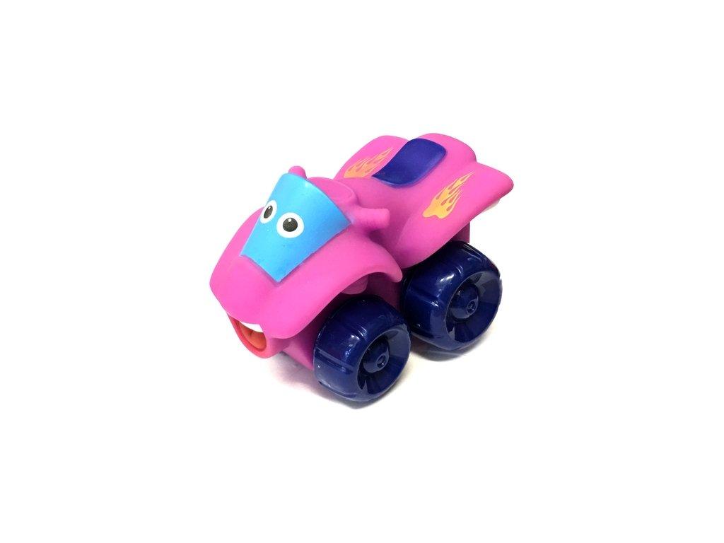 Kings Toy veselé auto 0783B2