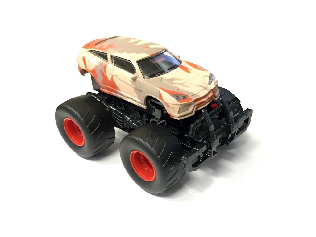 Raptor SUV Auto na setrvačník s fukcí BUMP 14cm (3937F)