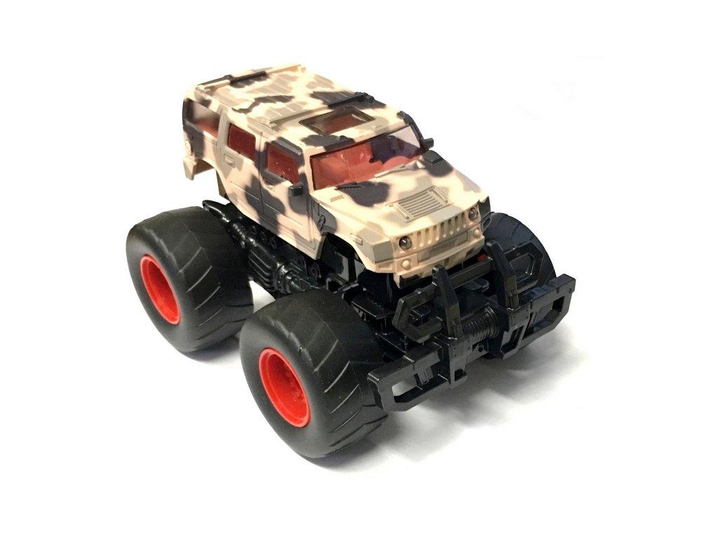 Raptor SUV Auto na setrvačník s fukcí BUMP 14cm (3937A)