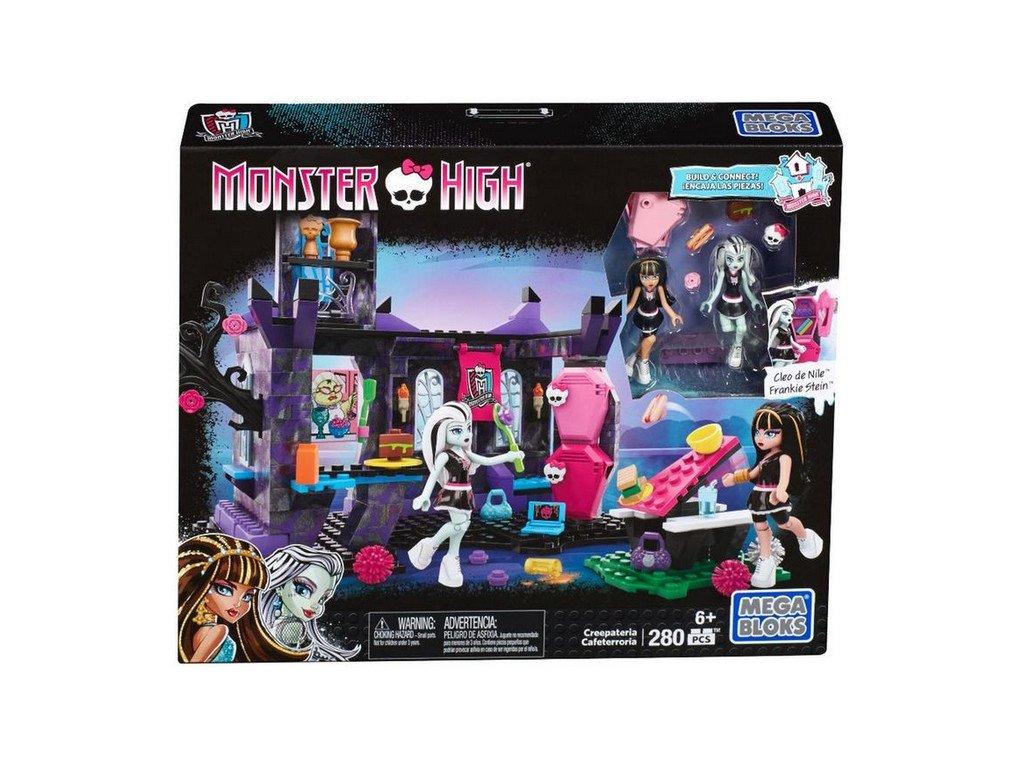 Mega Bloks Monster High Kavárna