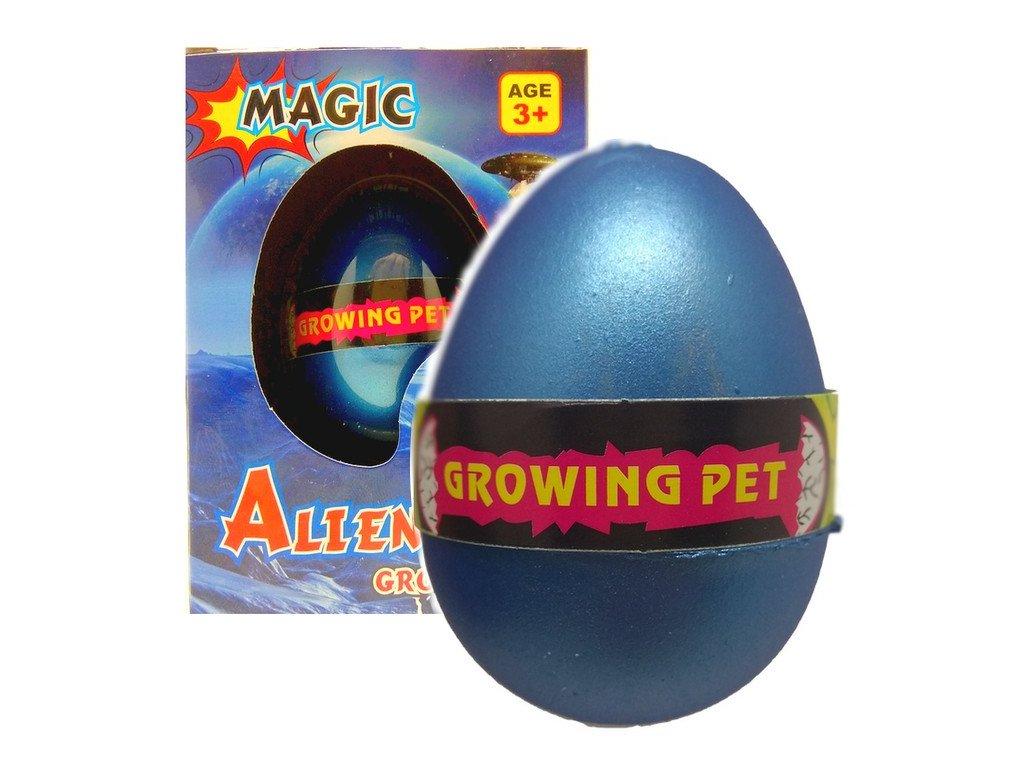 Mimozenšťan líhnoucí a rostoucí ve vajíčku