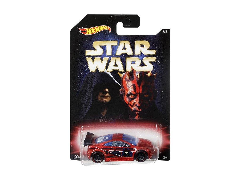 Hot Wheels autíčko Star Wars 2/8 ASPHALT ASSAULT