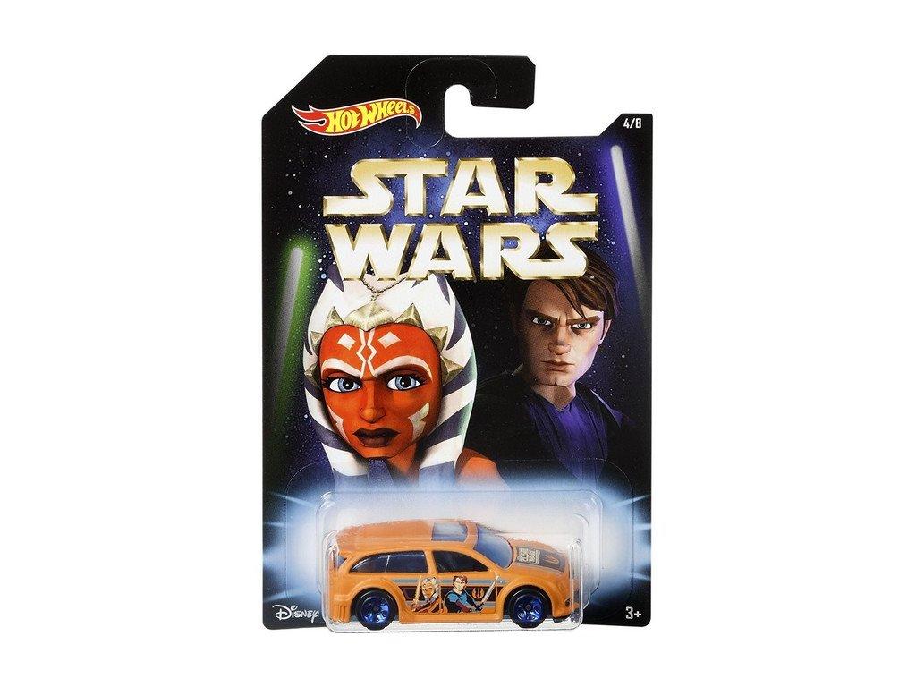 Hot Wheels autíčko Star Wars 4/8 AUDACIDUS