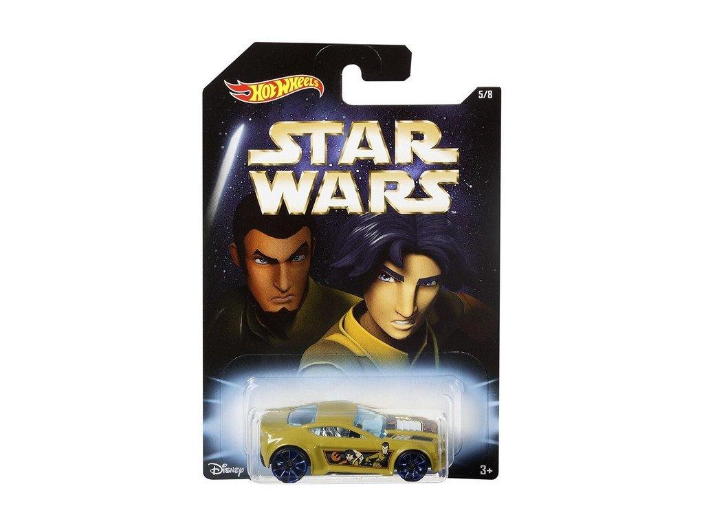 Hot Wheels autíčko Star Wars 5/8 TORQUE WISTER