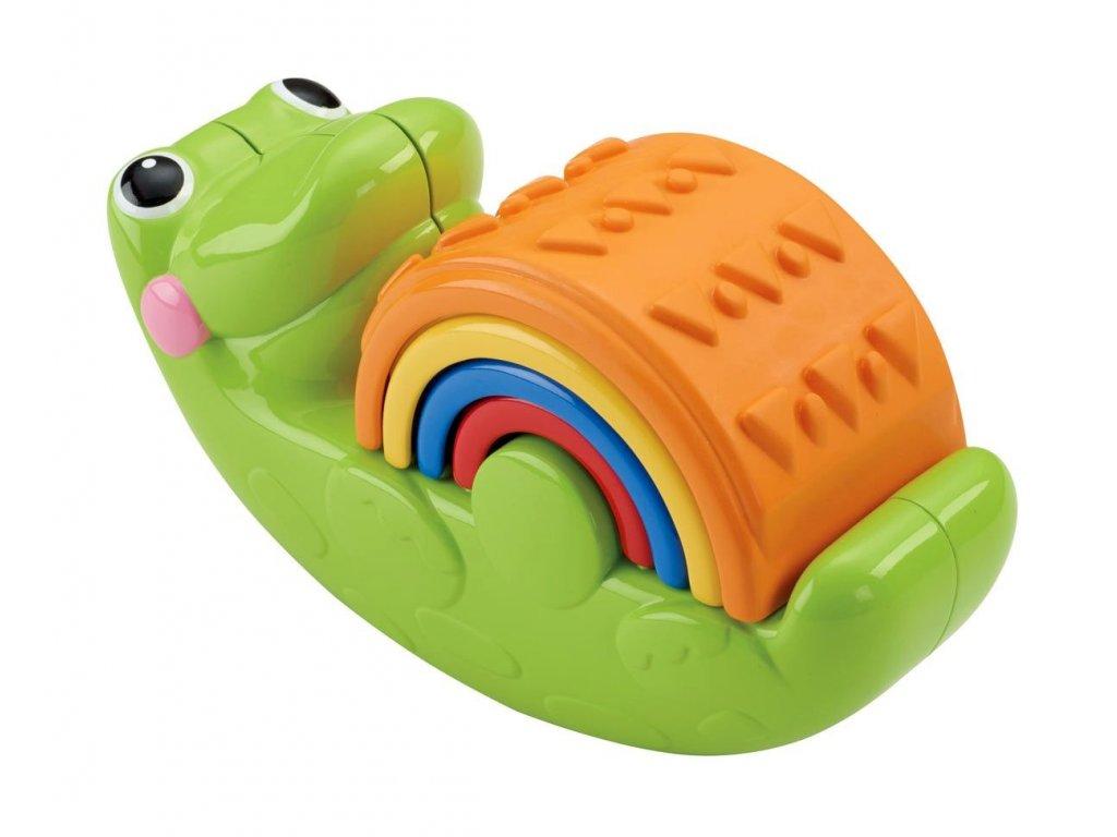 39613 fisher price skladacka krokodyl
