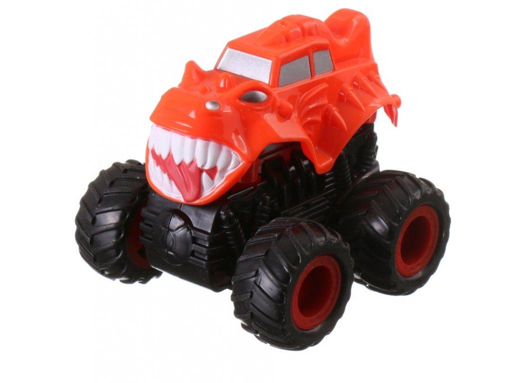 40606 monster 4x4 suv auto na setrvacnik 9 5 cm oranzove b 1529