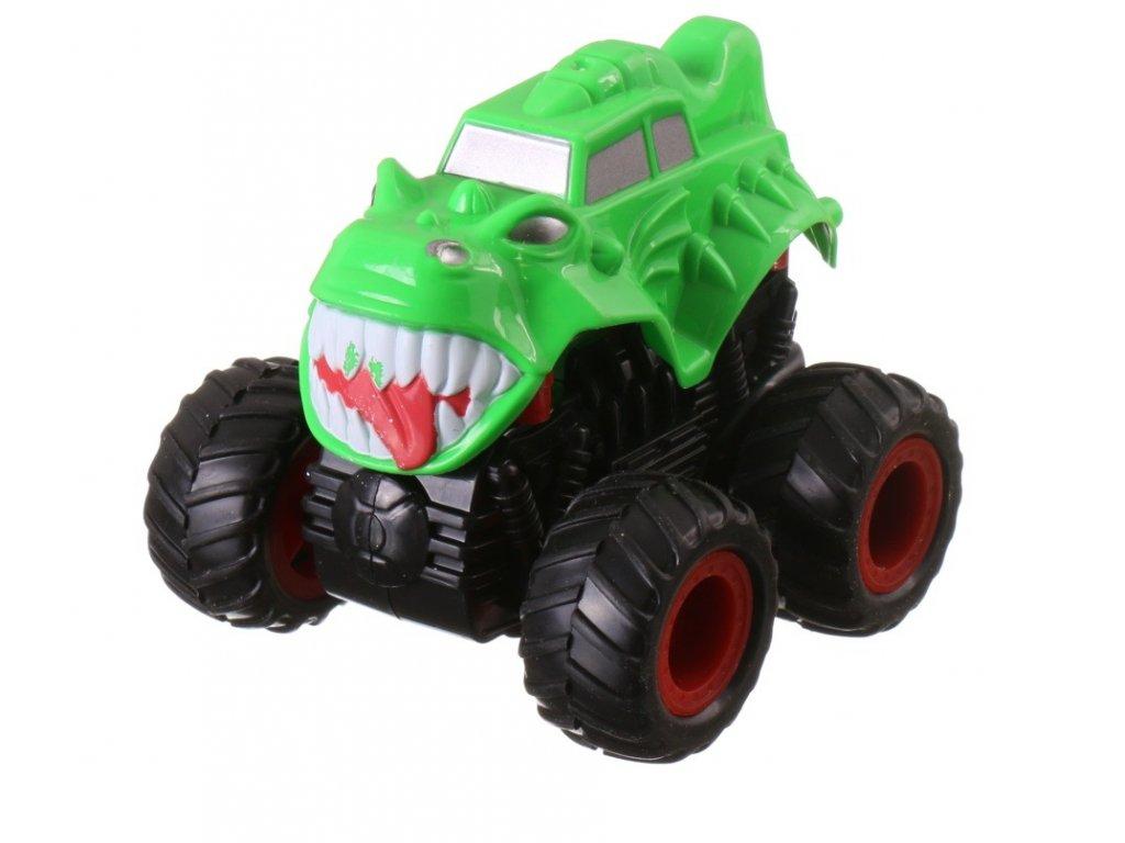 40621 monster 4x4 suv auto na setrvacnik 9 5 cm zelene c 1529
